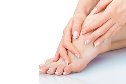 Laser treatment for unsightly nail fungus